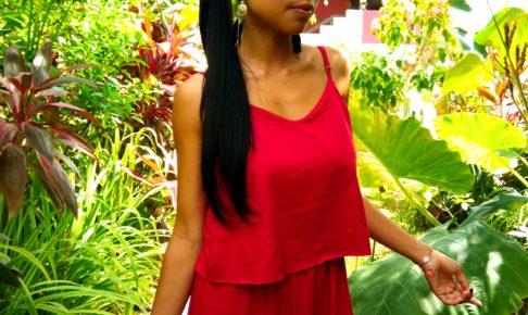Dress Manis Red 大