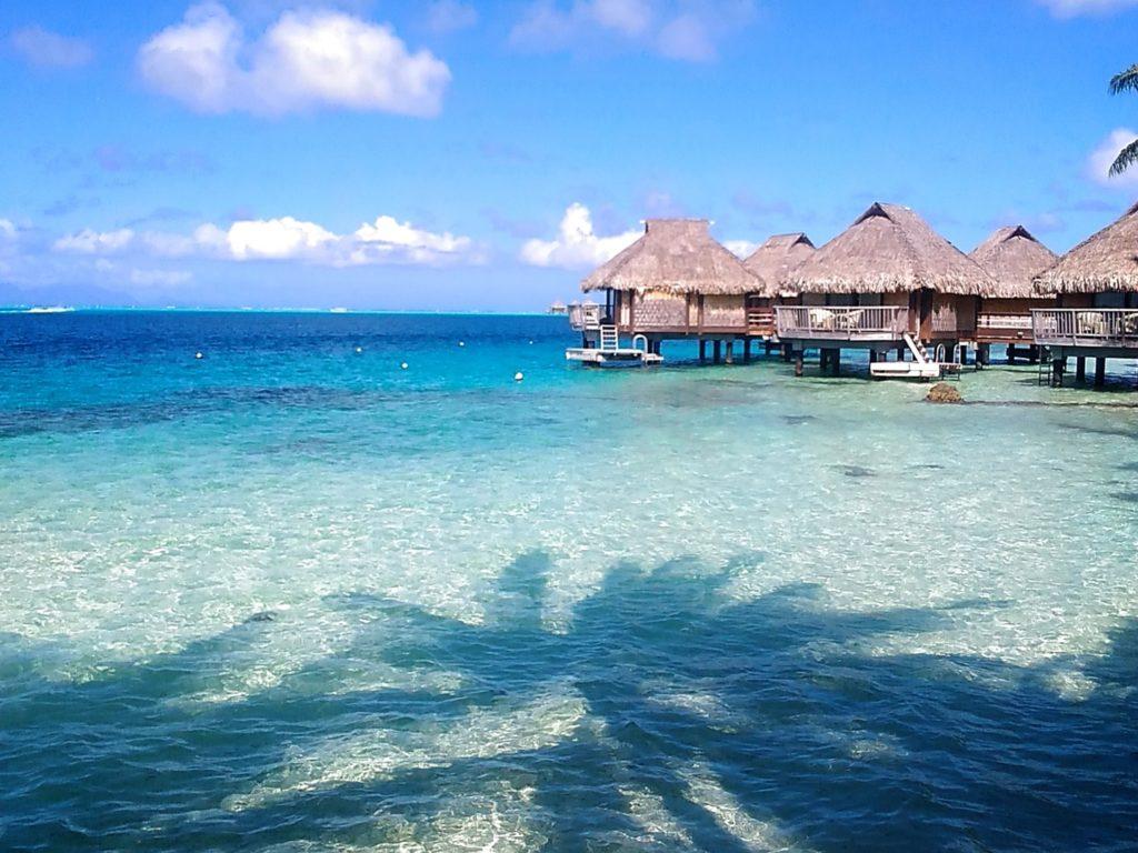 チャングー、タヒチアンレストランMoana、なんでバリ島でタヒチレストラン?