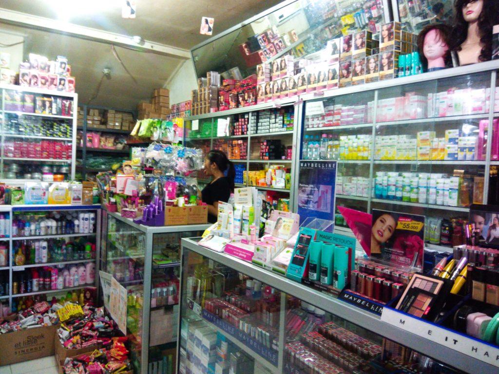 バリ島コスメが買える美容商材店