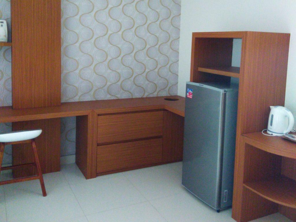 バリ島スルヤフサダ病院個室の雰囲気
