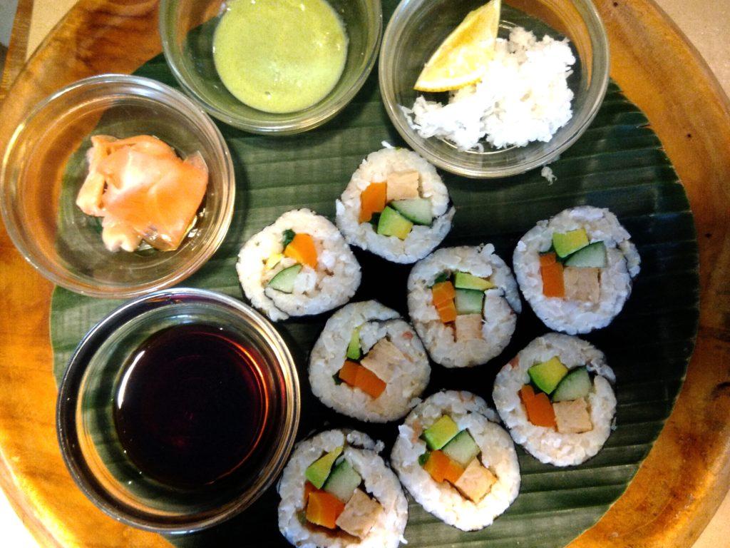 オーガニックショップ寿司
