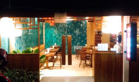 チャングー居酒屋風日本食レストランTerra