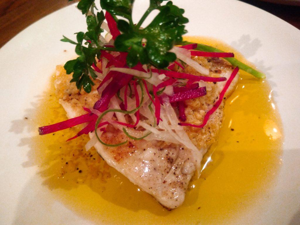 チャングー居酒屋日本食レストラン焼き魚