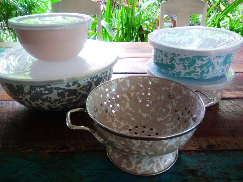 バリ島食器UD,NURIAHで買ったもの