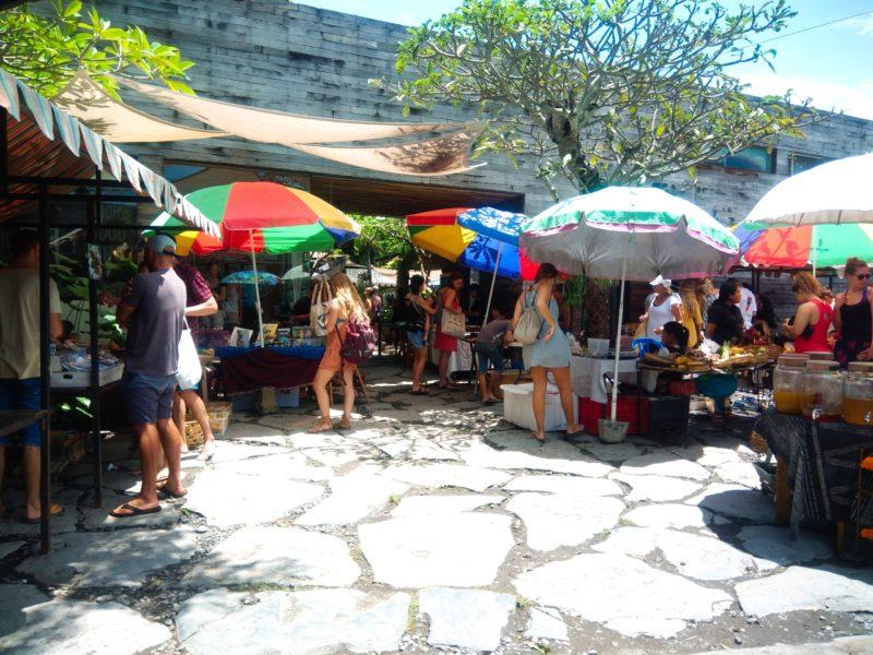 バリ島チャングーSamadiサンデーマーケット