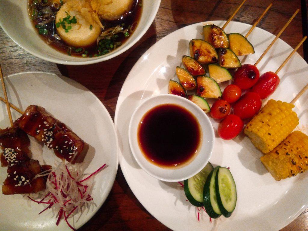 チャングー居酒屋日本食レストラン炉端焼き