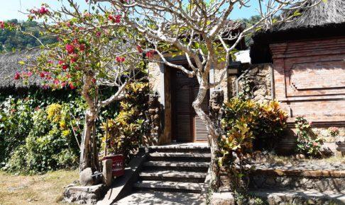 バリ・アガの村、トゥガナンの家