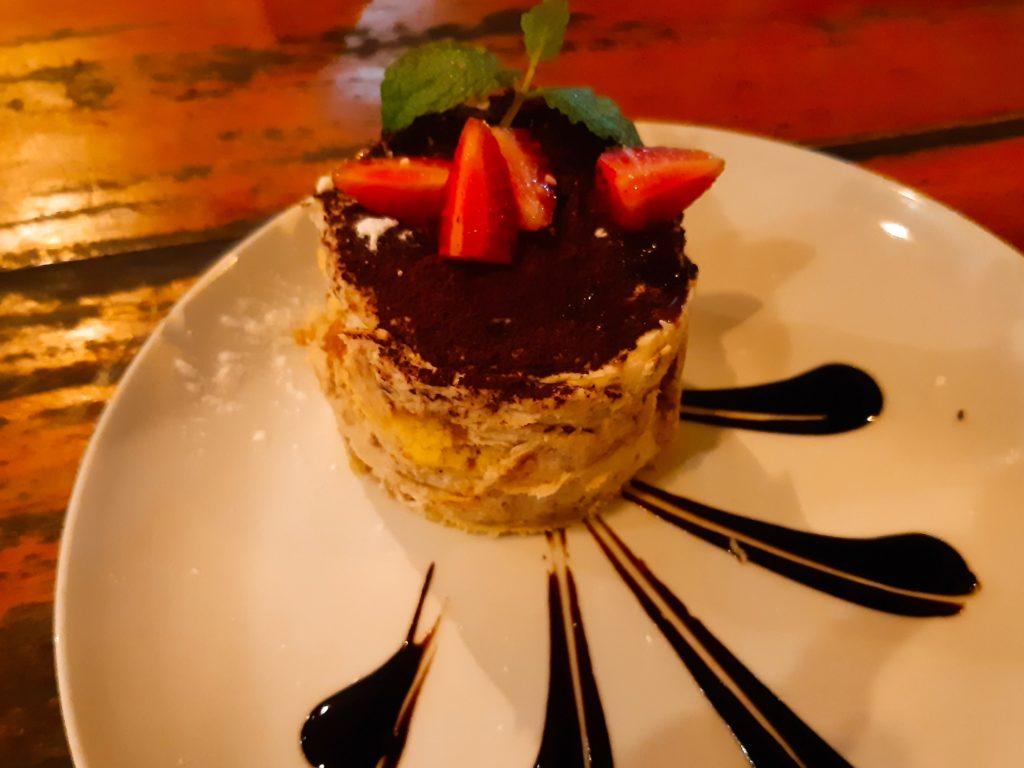 チャングーの安くて美味しいレストランLa Pan Namのデザート