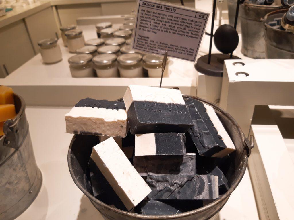 バリ島ナチュラルコスメISHAの石鹸
