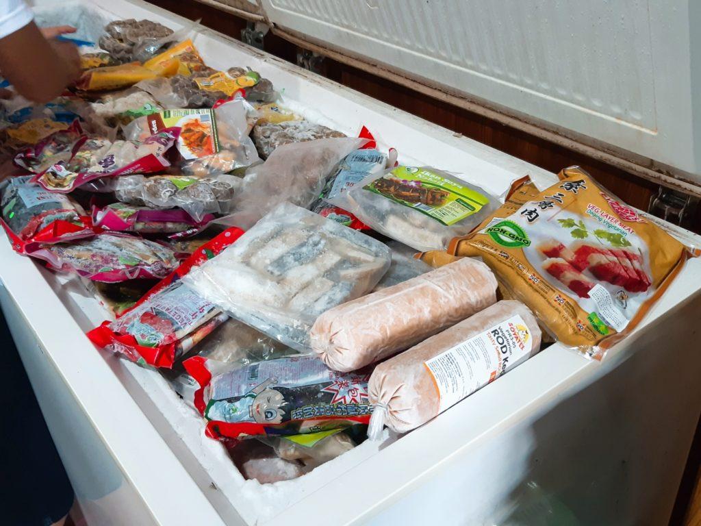 バリ島電波s-るの穴場ベジtリアンナシチャンプル冷凍食品
