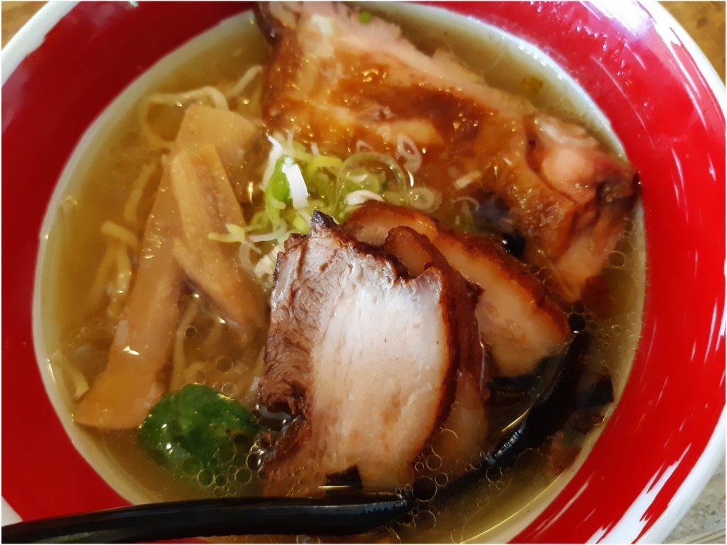 バリ島チャングーラーメン浜虎のチャーシュー麺