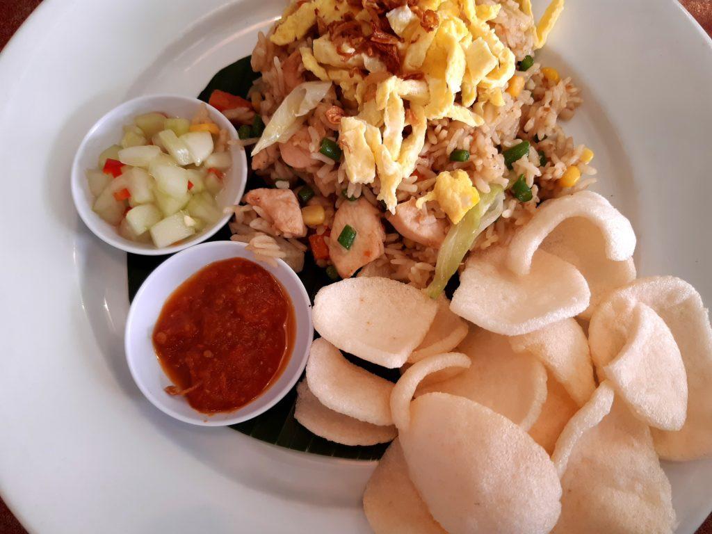 バリ島老舗カフェ・レストラン「Cafe Bali」ナシゴレン