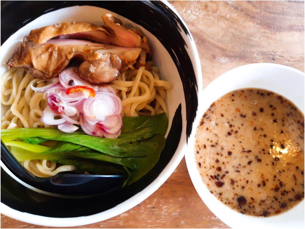 チャングーレストラン、ラーメン浜虎つけ麺