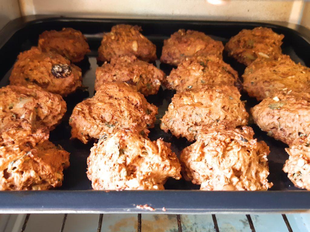 免疫力アップ!パパイヤの葉のクッキー