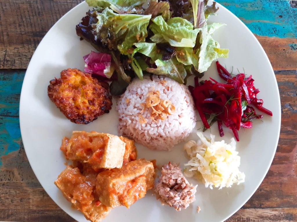お家でインドネシア料理!サンバルトマトの食べ方