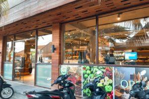 バリ島チャングーのオーガニックスーパー「Samadi」